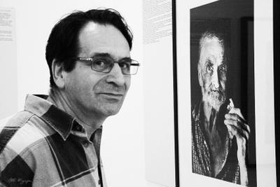 Выставка Юрия Роста... портреты...