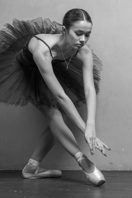 Александра балерина.