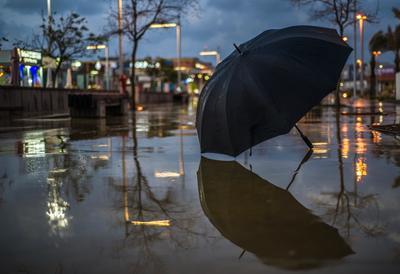 Для фотографа нет плохой погоды.