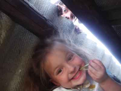 *** дети лето улыбки