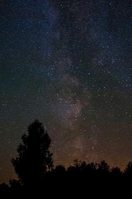 *** звезды млечный путь небо