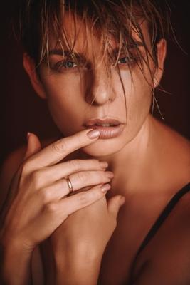 ***Точно? модель девушка портрет nikon delovaya model студия
