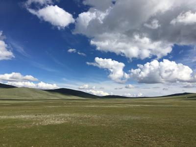 где-то в Монголии