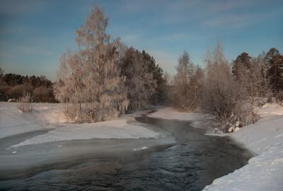 Воспоминание о зиме