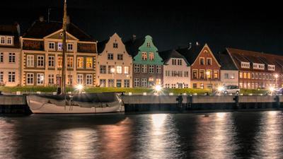 Glückstadt. город-музей