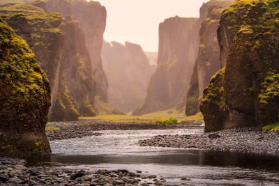 ***Средиземье ... Каньон Исландия