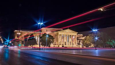 Музей изобразительных искусств в Будапеште Венгрия Будапешт Музей