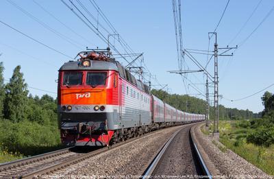 ЧС7-004 электровоз ЧС7
