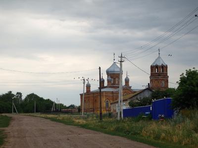 старая церковь церковь
