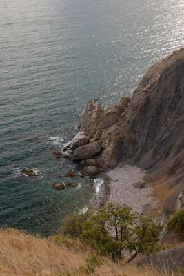 южный берег крым мыс море