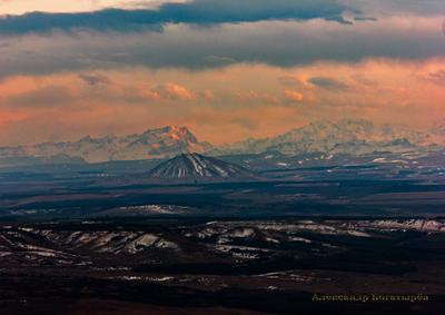 Пейзаж с горы Верблюд