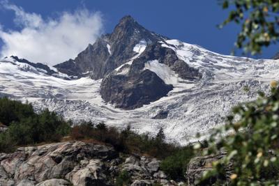 Эрцог пейзаж горы красиво природа Кавказ
