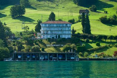 Restaurant Tell am See Switzerland Lucerne