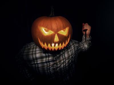 Halloween story #1