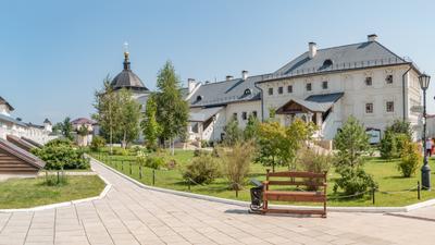 Свияжский Успенский монастырь. Свияжск