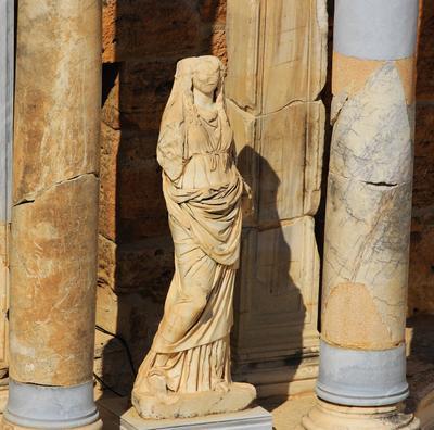 Безликая. Скульптура история древность