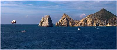 Край земли cabo san lucas mexico