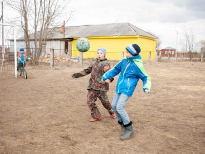 Деревенская футбольная лига футбол