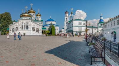 Раифский Богородицкий мужской монастырь. Раифа