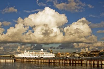Облако  Петербург, сентябрь, облако