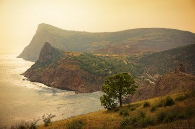 Балаклава 3 Крым Балаклава море горы лето