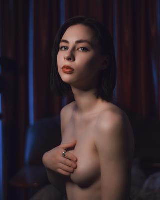 Nastya ню девушка