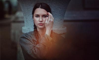 Поли портрет девушка красота стиль творчество фотосессия фото взгляд