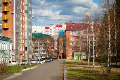 В Красноярске Россия Красноярск