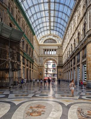 Галерея Умберто #3 италия неаполь галерея умберто