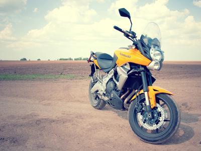 Versys мотоцикл поле Kawasaki Versys