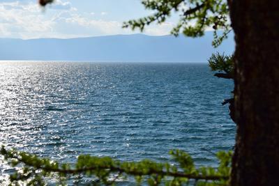 Славное море Байкал море солнце