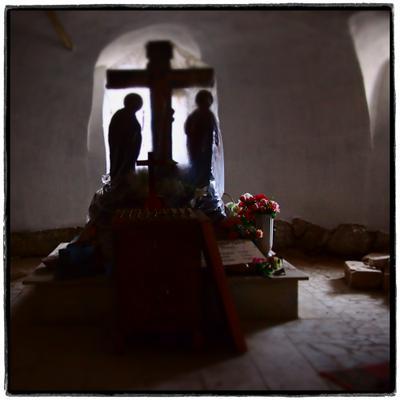 Голгофа Крест, Голгофа, монастырь, церковь