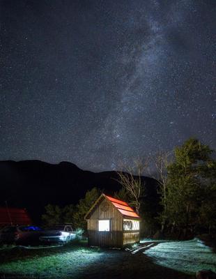 Кемпинг Алтай пейзаж Россия природа звёзды млечный путь ночь ночной небо звёздное панорама