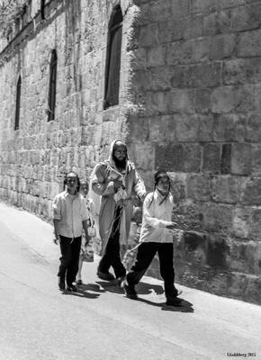 Jerusalem 2015 Old City Israel Jerusalem black and white Viktor Gokhberg