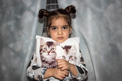 Хочу котёнка)))