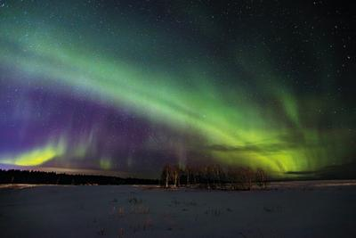 Ночные краски севера