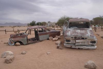 В Намибийской пустыне Намибия пустыня