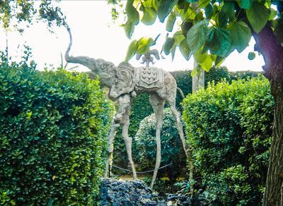 Замок Сальвадора Дали (Пубол, Испания 20.06.2005)