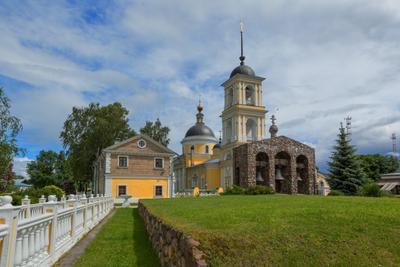Село Воскресенское