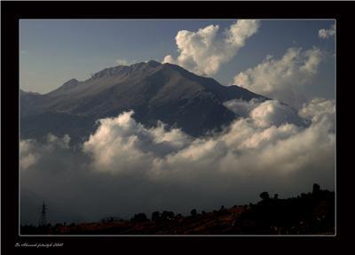 Турция моими глазами. Дыхание гор.