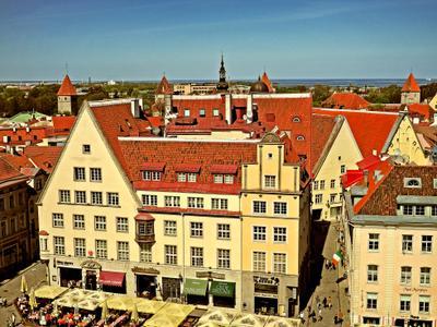***Таллин, Старый город II.