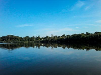 Лето:) Лето пейзаж природа река мобильное фото