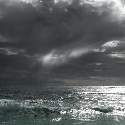 Морской минимализм. (Непогода) Путешествия