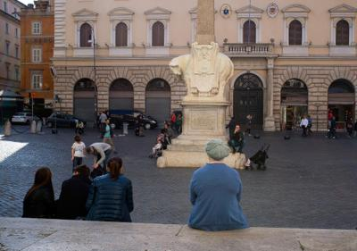 не спешим Рим Италия каникулы Rome Italy forever