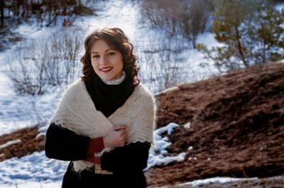 Красивая улыбка улыбка девушка портрет