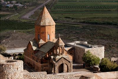 Хор Вирап - 2 Армения монастырь Хор Вирап