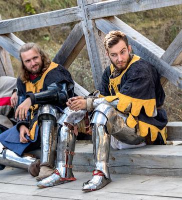 Рыцари рыцари воины средневековье
