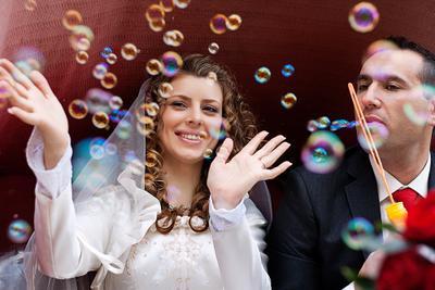 мыльные пузыри мыльные, пузыри, свадьба, карета