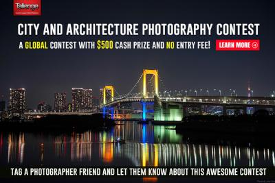 Tallenge City and architecture photo contest!