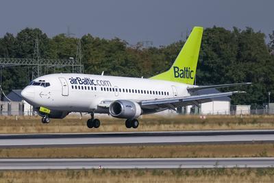 Air Baltic Авиация самолёт Air Baltic